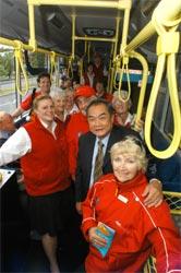 Melbourne City Tourist Shuttle