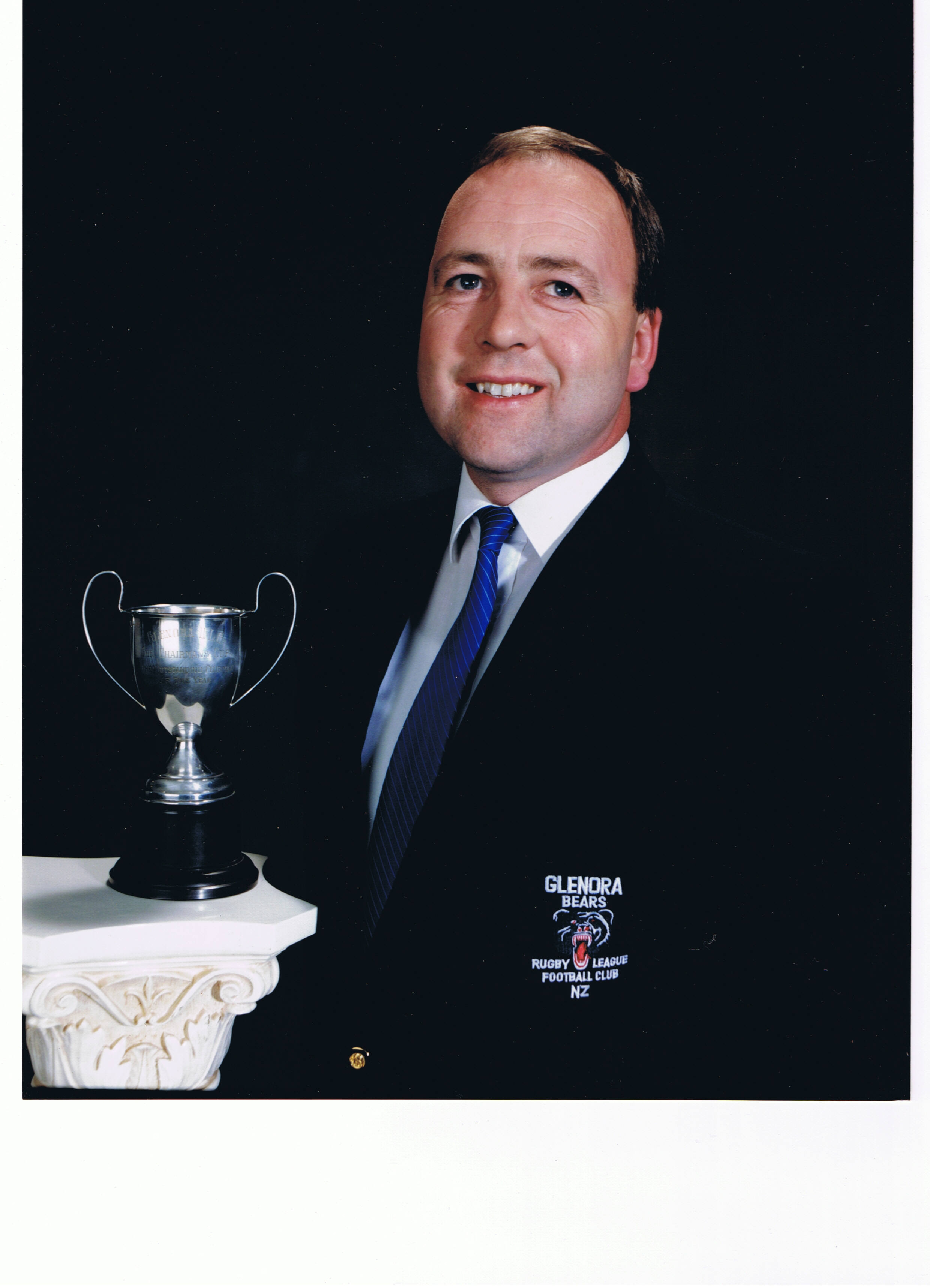 Glenora Bears Clubman Of The Year 1994